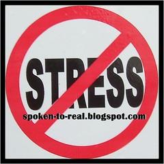 stress?.. OK je :)