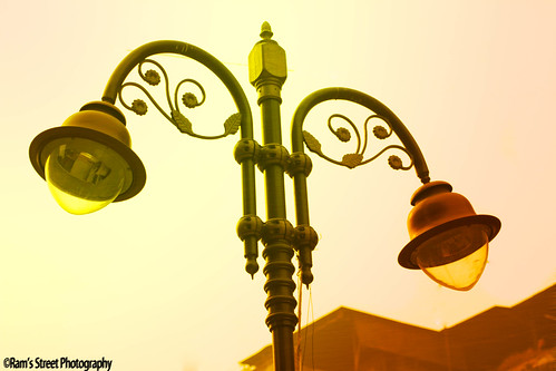 Street Light.....let the light be everywhere...