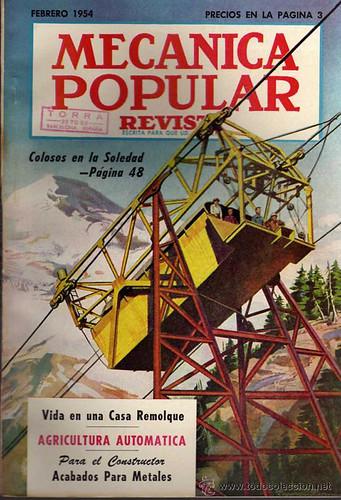 003-Mecanica Popular-Febrero 1954-via Todocoleccion.net