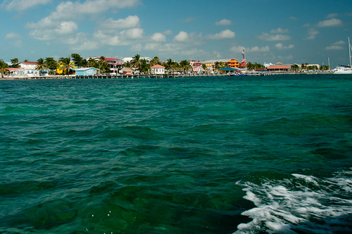 The Island of San Pedro, Belize