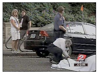 Horse dies in Portland/KATU