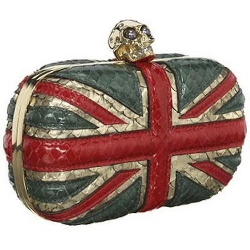Alexander McQueen clutch bag 2