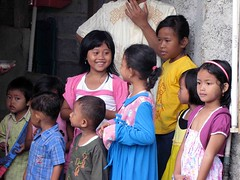 Kids (Mangiwau) Tags: festival indonesia java blood eid goat goats jakarta gore cutting lamb lambs throat kambing bogor slaughterhouse sacrifice slaughtering adha sacrificial potong idul dipotong