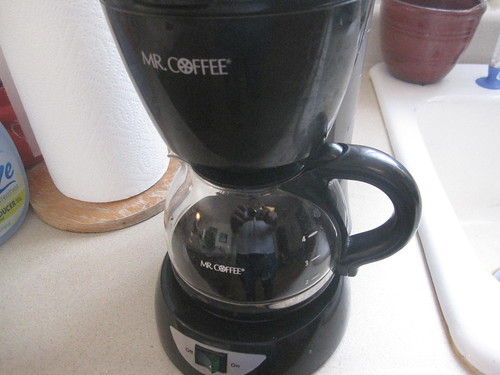 Low end coffee pot