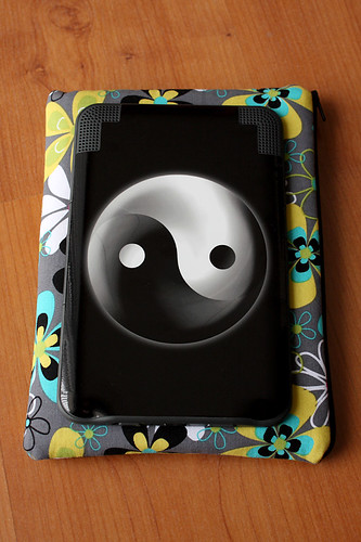 Kindle Skin - Back