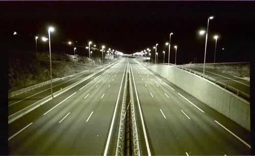 Midnigth highway