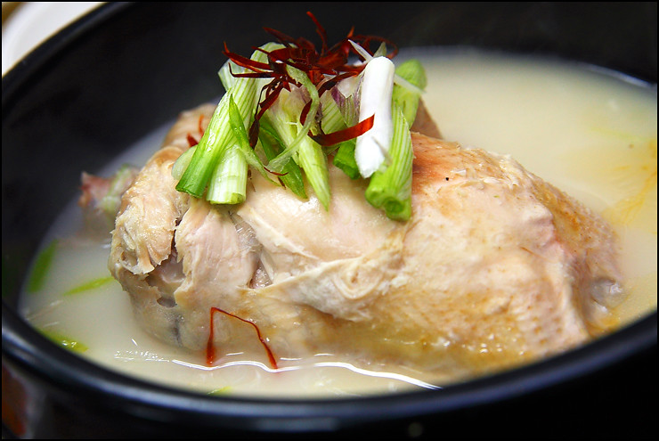 ginseng-chicken