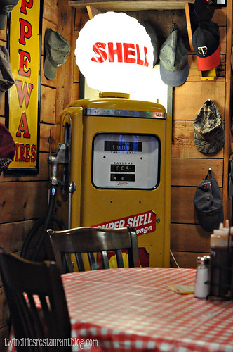 Inside Famous Daves BBQ ~ Forest Lake, MN