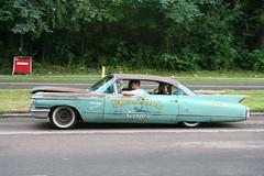 Cadillac 1960 (Drontfarmaren) Tags: cadillac 1960