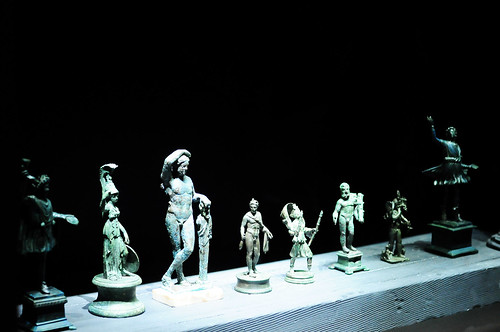 Pompeii Household Gods