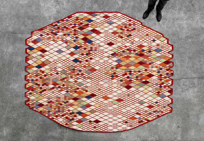 Losanges-rug-collection-by-studio-Bouroullec-for-nanimarquina