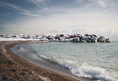 Ice Breakers (Still The Oldie) Tags: winter toronto ontario canada lakeontario blogto thebeaches torontoist balmybeach torontolifecom