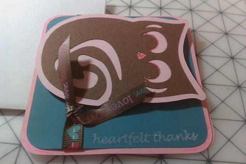 GW Owl Card