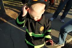 My Hat (cassie_laporta) Tags: boy cute halloween girl fun purple candy fairy trick firefighter teat jan2