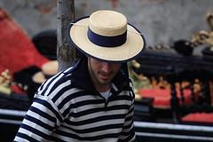 Gondolier (cubsfan1032) Tags: venice venezia gondolier