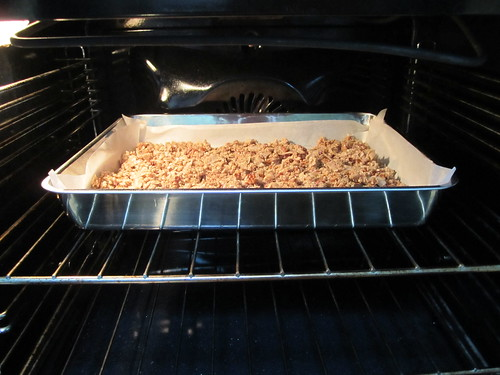 Making granola