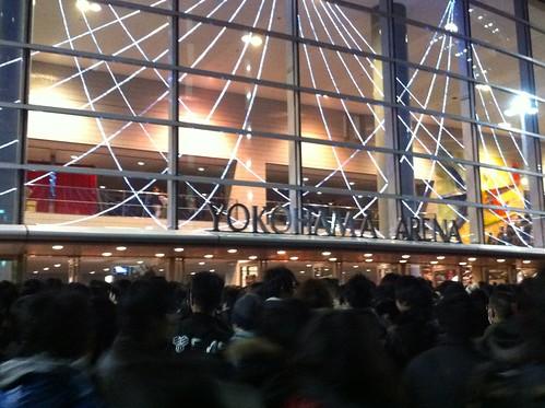 水樹奈々のフルオーケストラライブ「NANA MIZUKI LIVE GRACE 2011 -ORCHESTRA-」にいってきました!