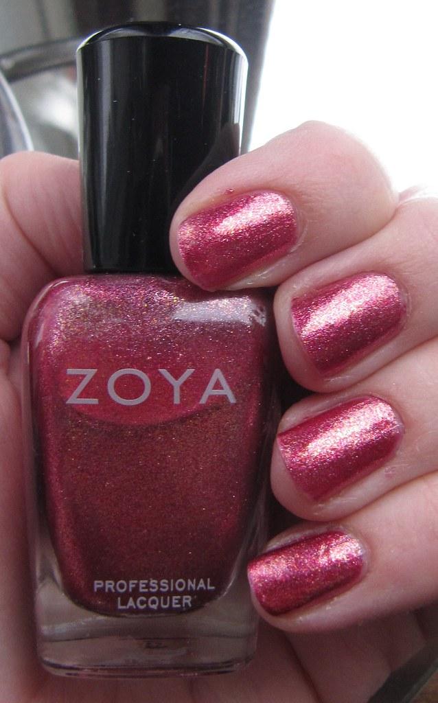 Alli McBally: Zoya - Gloria
