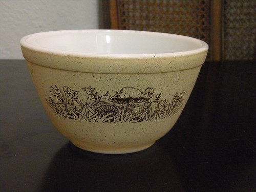 Forest Fancies Mixing Bowl - *For Trade*