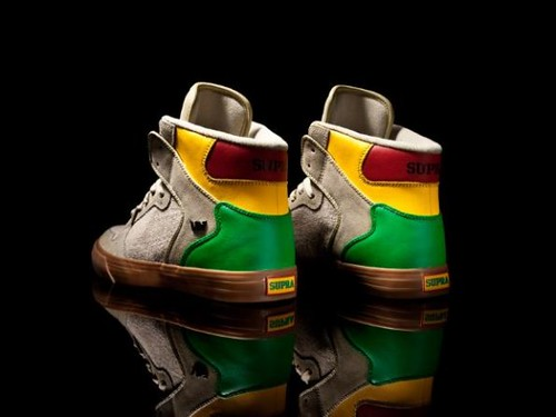 Supra Rasta Pack (The Vaider and Vaider Low )
