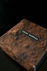 Malvavisco de Cacao Naranja, Cacao Sampaka, Minami-Aoyama