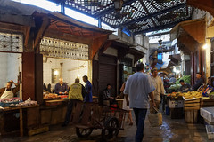 Meknes - Morocco (wietsej) Tags: sonya3000dlsr sonycarlzeissvariotessart1670mmf4zaoss sel1670z meknes gent morocco street market souk