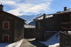 case di montagna (Clay Bass) Tags: 24105 ostana baita canon5d light mountains natural snow