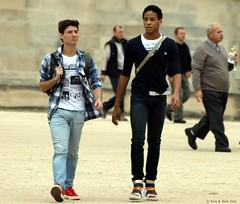 Walking around (Rick & Bart) Tags: people paris france cute boys candid strangers guys menschen frankrijk personnes parijs smrgsbord everydaypeople insanlar streetphotograpy  vreemden botg rickbart thebestofday gnneniyisi rickvink jardinlestuileries