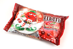 M&Ms Cherry Cordial Bag