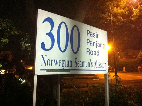 norwegian seamen's mission