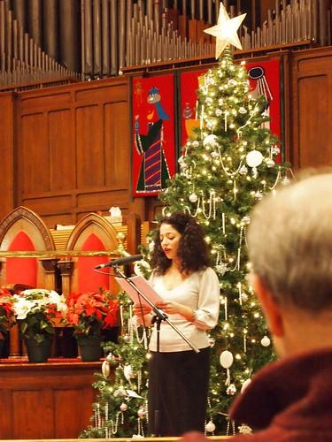 Julie Nesrallah hosting