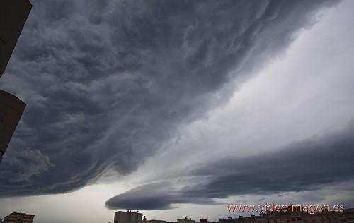 Nubes 29 de noviembre de 2010