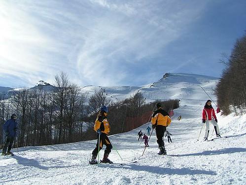 Abetone: Valles de las montañas de Pistoia