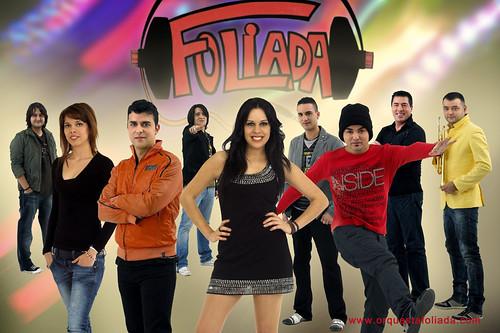 Foliada 2011 - orquesta - cartel