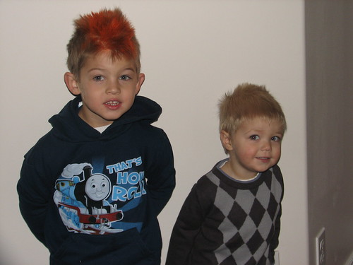 crazy hair day for preschool