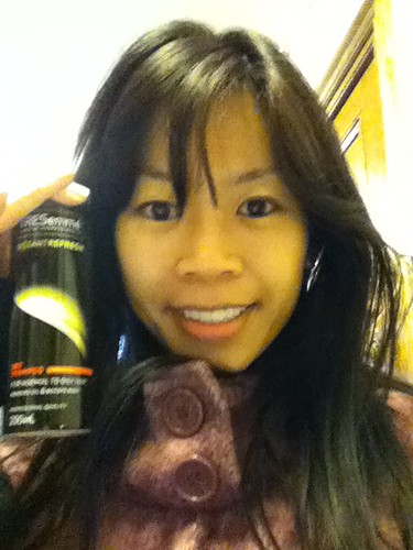 Tresemme, instant refresh, dry shampoo, before shot