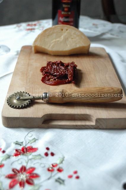 Aglianico, Podolico e pomodorini