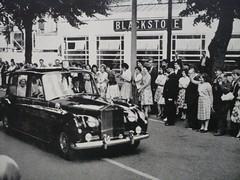 Queen's Visit to Stamford 1963