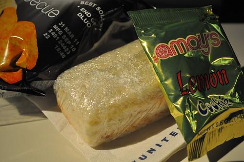 dinner snack UA