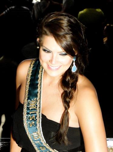 Débora Lyra Miss Brasil 2010 - Miss Ceará Universo 2011 - 30/11/10
