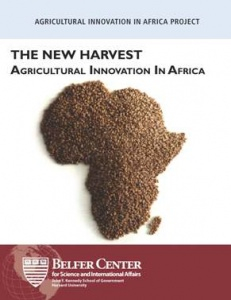The New Harvest: Agricultural Innovation in Africa_By Calestous Juma