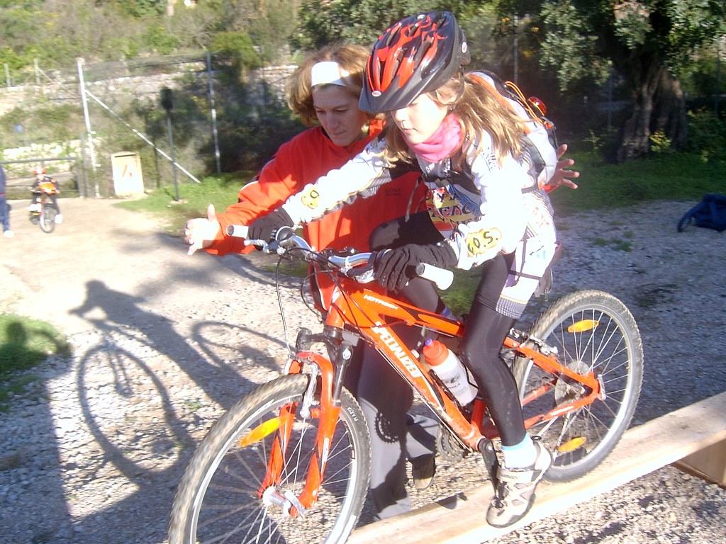 Habilitat essencial Escola de                       Ciclisme C.C.D.S.