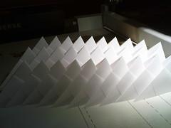 winter-wonder-land ;-) (hillihilde) Tags: star origami modularorigami bascetta
