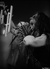 Grondh/ iaurs Lietuvos Metalo Frontas 2010 (inga'a) Tags: winter music black festival metal club havana baltic lithuania latvian siauliai metalo siaures frontas grondh 20101204