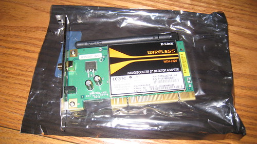 Linksys official support wireless-g notebook adapter.