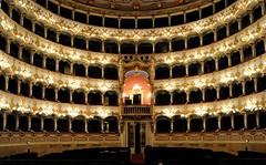 Teatro Municipale di Piacenza (lorenzog.) Tags: italy architecture teatro nikon italia theatre piacenza 2010 emiliaromagna d300