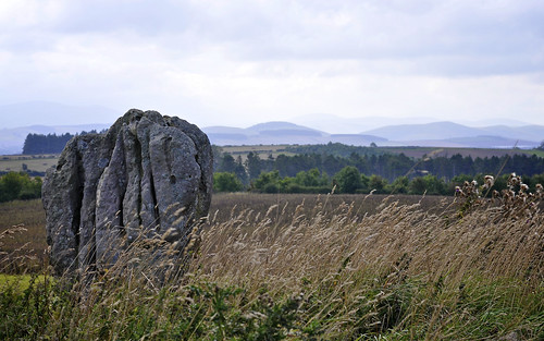 The Hills Beyond Duddo Five Stones