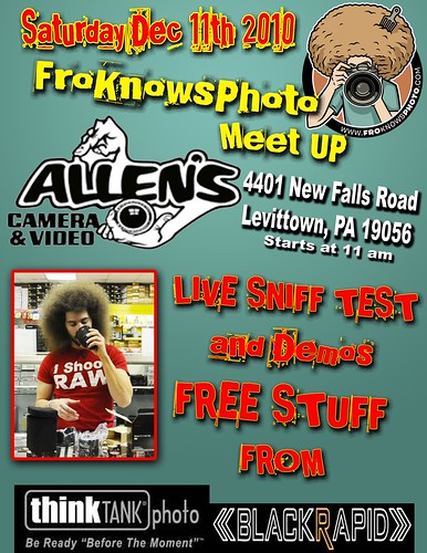 FroKnowsPhoto MEET UP Dec 11th