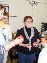 Návštěva Chráněných dílen ve Znojmě, 30. 11. 2010