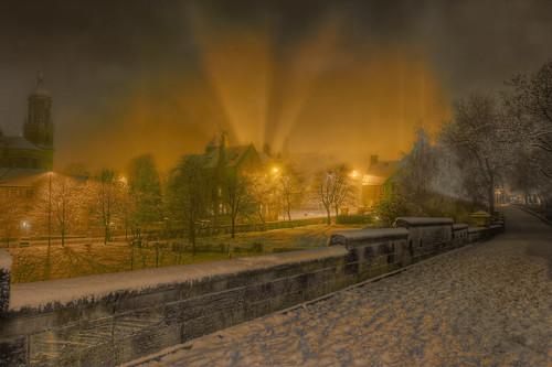 The Exorcism - Glasgow Necropolis by euan_pics